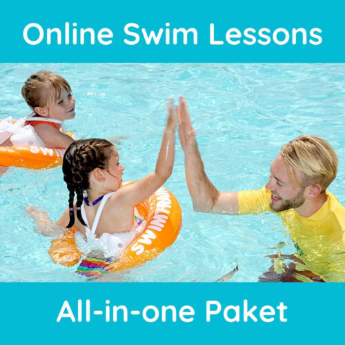 Online Swim Lessons - All-in-one Paket