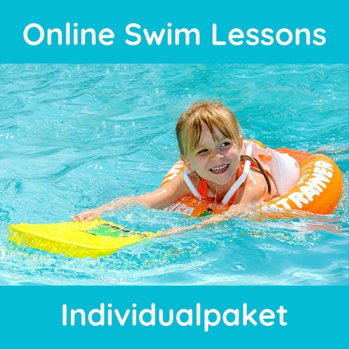 Online Swim Lessons - Individual Paket