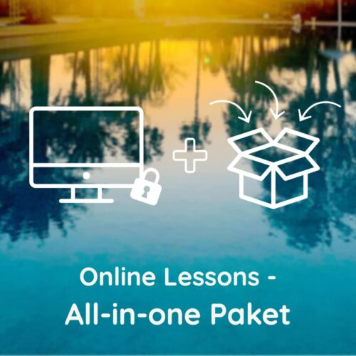 Online swim lessons - All-in-one package