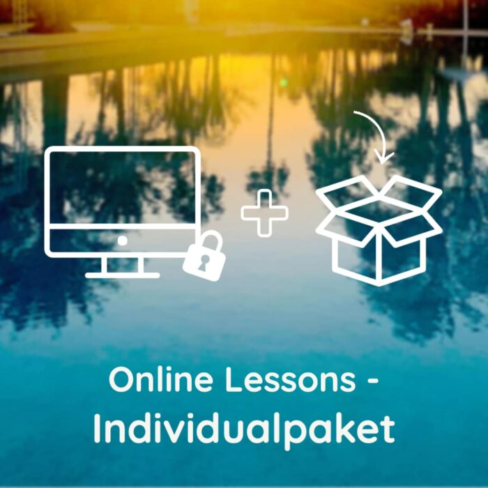 Online swim lessons - Individual package