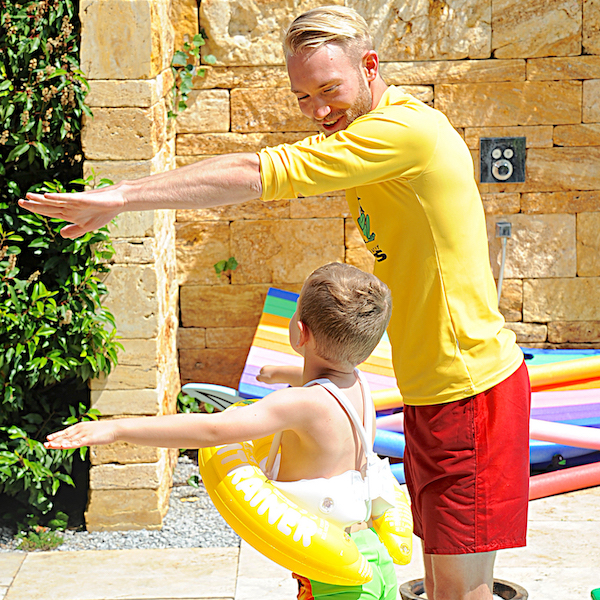 Online Swim Lessons Baderegeln und Sicherheit