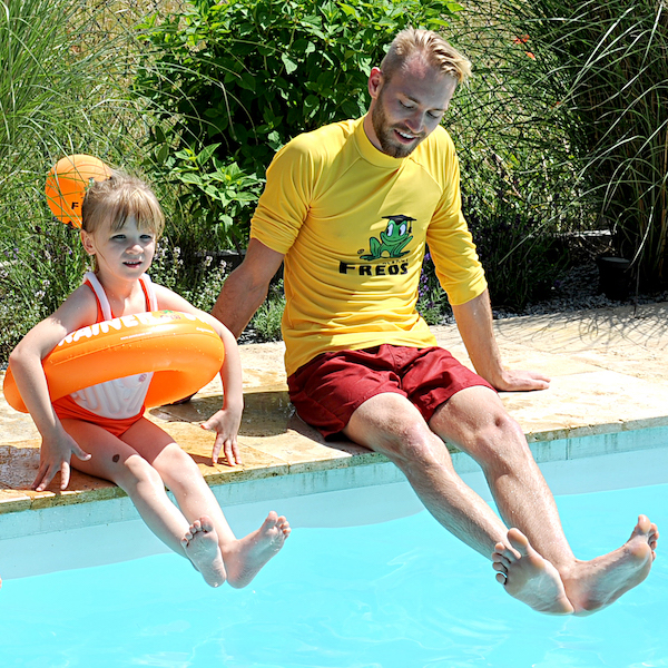 Online Swim Lessons Step-by-Step Anleitungen