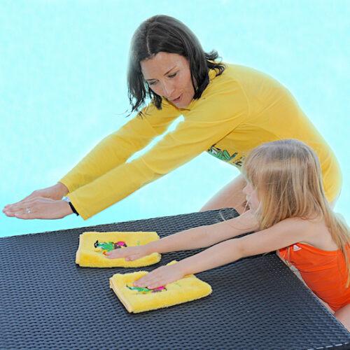 Online Swim Lessons Technik lernen